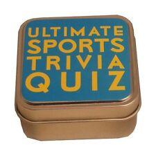 Laguna De Juegos Ultimate Sports Trivia Quiz 7931 Table Top Juego