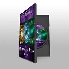 Fractal Meditation DVD - Brainwave Entrainment Music / Audio - New Design