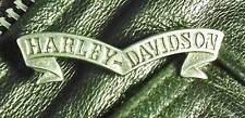 Harley Davidson Motorcycle Classic Vintage Ribbon Vest Jacket Pin USA 1052a