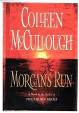 Colleen McCullough, MORGAN'S RUN, 1st/1st, F/F