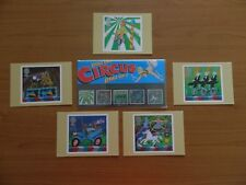 2002  CIRCUS  PRESENTATION PACK (No333) + 5 PHQ CARDS  IN MINT CONDITION