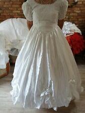 ein Brautkleid/Kostüm in weiß Gr 38/40/42