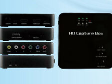 HD Capture DVR Recording Box YK929 For PS4 Xbox DVD PC HDMI In &Out Converter AV
