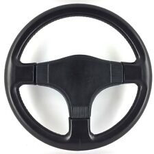 Genuine Nardi Sebring rare black leather steering wheel. TRULY SUPERB! 8C