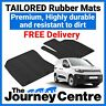 Citroen Berlingo 2019 on - Tailored Front Rubber Floor Mats Premium Van Mats