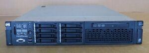 HP Proliant DL380 G6 2x Xeon Quad Core X5560 2.80GHz, 16GB Ram 2U Rack Server