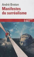 Folio Essais: Les Manifestes du Surrealisme No. 5 by André Breton (Hardcover)