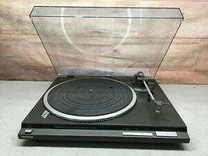 Technics SL-QD33 Direct Drive Automatic Turntable System - Tested to Power