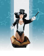 DC DIRECT WOMAN OF THE DC UNIVERSE ZANTANNA BUST LIMITED EDITION SERIES 3