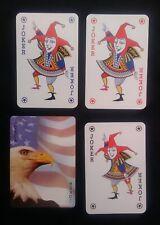 JOKER jolly Playing Cards Speelkaarten Jeu de Cartes Naipes all different #553