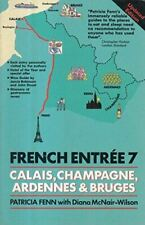 French Entree: Calais, Champagne, the Ardennes, Bruges - P & O European Ferries