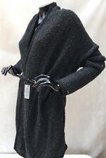 Tommy Hilgiger Women's Cardigan TEXTURE COAT black M, L