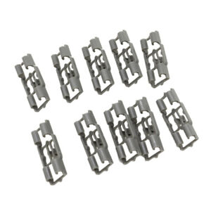 10 Door Seal Clips for BMW 745i 745Li 750i 750Li 760i 760Li Alpina B7 X5