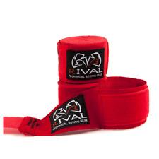 Rival Mexicain Bandes de Mains 4,5 M Rouge Extensible Bandages Protection des