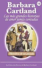 Heredera de un Pecado by Barbara Cartland (2013, Paperback)