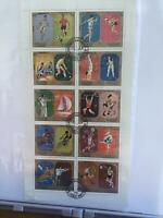 Sharjah Munich 1972 Olympics Stamps sheet  R26025