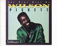 CD WILSON PICKETTthe very best ofVG++ (A5850)
