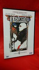 """film in DVD - """" NOSFERATU """" edizione speciale 2 dvd+libretto  K Kinski I Adiani"""