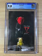 Stray Dogs #5 (2021 Image Comics) Pennywise It Movie Bird City Variant CGC 9.8