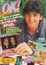 OK 552 (11/8/86) PATRICK BRUEL MODERN TALKING