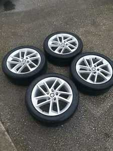"""Genuine Seat Leon Cupra 17"""" Alloy Wheels Rims 5x112 5F0601025G VW Golf Caddy T4"""