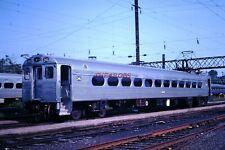 Original 1978 Septa PC Budd Silverliner Car 30th St Station Slide #5689