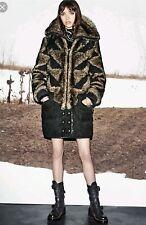 Coach Sheepskin Sherling Women's Coat Size XSmall THESPOT917