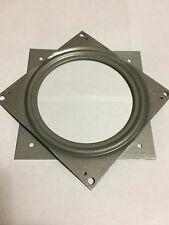 "6"" In Square Swivel, Lazy Susan Turntable Bearing 500 lb. Capacity(Made in Usa)"