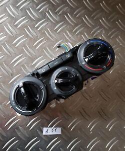 Peugeot 208 (2012 -17) HEATER & AIR CON CONTROL UNIT (96722483ZD)