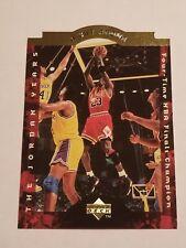 1996-97 UPPER DECK MICHAEL JORDAN NR.MINT/ MINT CHICAGO BULLS A CUT ABOVE #CA8