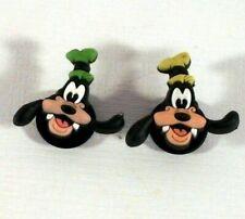 Goofy 2 pc JIBBITZ Shoe Charms for Crocs Clogs Bracelet