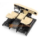 GRC Full Interior Body Shell Cab Seat Kit fr 1/10 RC Crawler Traxxas TRX4 Bronco