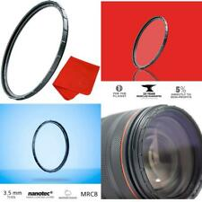 67Mm X2 Uv Filter For Camera Lenses - Uv Protection Photography Filter With Lens