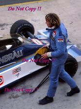 James Hunt McLaren F1 Portrait USA Grand Prix 1978 Photograph