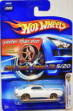 Hot Wheels 2001 Ferrari 250 Coll #218 plata