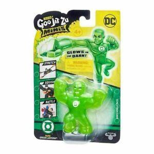 "Heroes of Goo Jit Zu DC Minis 2.5"" Action Figure - Rare Green Lantern"