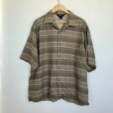 Claiborne Men's Vintage Hawaiian Shirt - XL - Short Sleeve - Festival