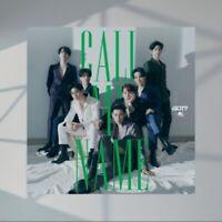 K-POP GOT7 10th Mini Album [Call My Name] CD+80p Photobook+2p Photocard+F.Poster