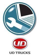 2011 - 2013 UD Truck PTT Premium Tech Tool Diagnostics Software- DVD  PTT-UD