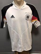 MED Adidas Retro Germany 2000's Football Jersey Maglia Maillot Trikot