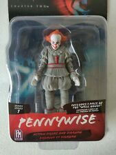 Pennywise IT Chapter 2 The Clown Series 1 Figurine Action Figure Nib