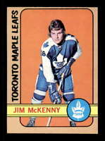 1972 O-Pee-Chee #83 Jim McKenny  EXMT/EXMT+ X1583383