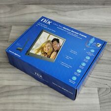 NIX 10 Inch DIGITAL HIGH DEFINITION Photo Frame HuMotion Sensor +Remote