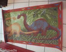 Dino Motiv Küchen & Zimmer Teppich 120 x 67 cm  Neu 100 polyamid  mi Jeterücken