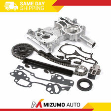 Timing Chain Kit Cover Fit 85-95 Toyota 4Runner Pickup 2.4 SOHC 22R 22RE