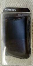 Genuine Original Blackberry 8520 8900 9020 Leather Pocket Case Sleeve Cover