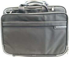 Briggs & Riley Travelware Rolling Carry On Bag Laptop Luggage Style:BR212x-4