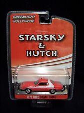 Greenlight Hollywood Starsky & Hutch 1976 Ford Gran Torino.