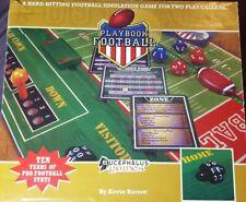 2008 PLAYBOOK FOOTBALL BY KEVIN BARRETT  BUCEPHALUS GAMES SIMULATION
