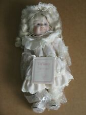 """Hamilton Heritage Collection 11"""" Tiffany Doll by Phyllis Parkins 1992"""